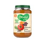 Olvarit Vegetarische bruine bonenschotel 6mnd