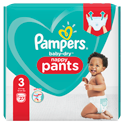 Pampers Baby-Dry Pants (3) 6-11 kg
