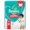 Pampers Baby-Dry Pants (6) 15+kg