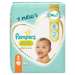 Pampers Premium Protection (3) 6-10 kg