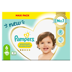 Pampers Premium Protection (6) 13+ kg
