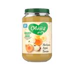 Olvarit Abrikoos appel banaan 8mnd